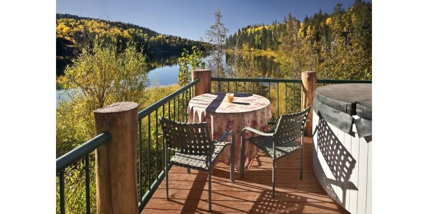 Autumn hot tubs; the best season to enjoy your spa